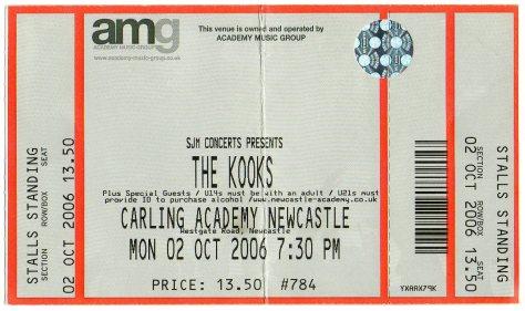 The Kooks 2 10 2006001