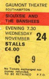 Siouxsie & The Banshees 24 11 1982001