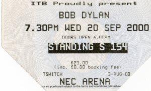 Bob Dylan 20 9 2000001