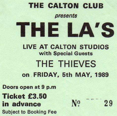 The La's 5 5 1989001