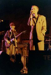 Wild Swans Liverpool 1981 bis