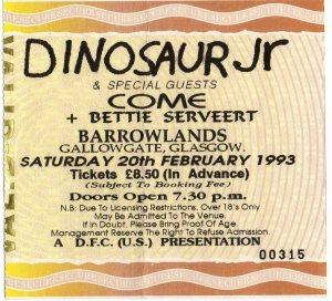 Dinosaur Jr 20 2 1993001