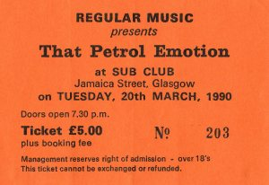 That Petrol Emotion  20 3 1990001