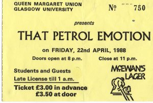 That Petrol Emotion  22 4 1988001