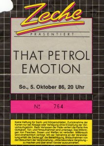 That Petrol Emotion 5 10 1986001