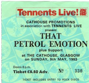 That Petrol Emotion  9 5 1993001