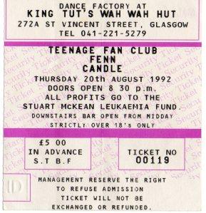 Teenage Fan Club 20 8 1992001