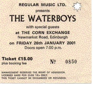 The Waterboys 26 1 2001001