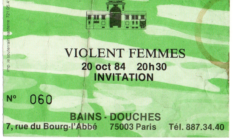 Violent Femmes Les Enfants Du Rock N Roll