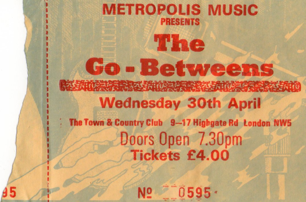 The Go-Betweens - Was There Anything I Could Do?