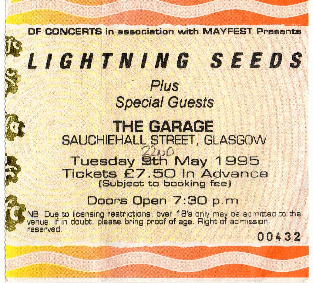 Publicités  sc 1 st  Ticket collector & Lightning Seeds | Ticket collector