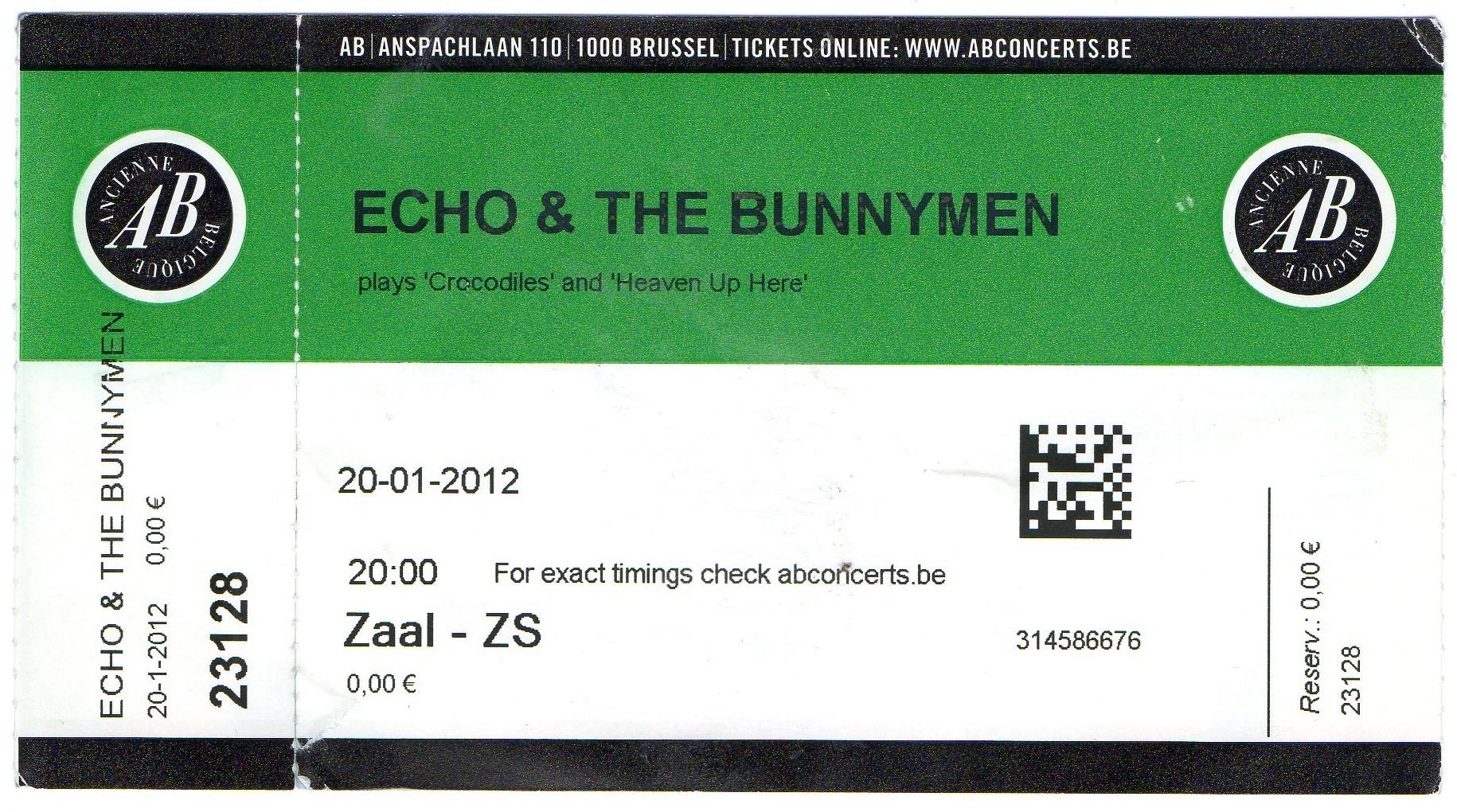 Echo and The Bunnymen Echo And The Bunnymen Rescue
