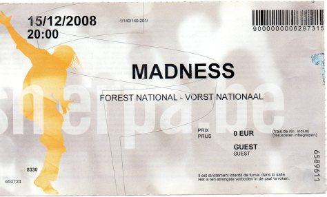 Madness 15 12 2008