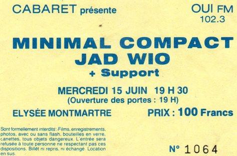 Minimal Compact 15 6 1988