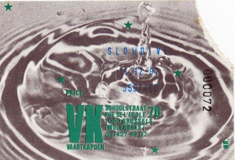 Slowdive 11 12 1991