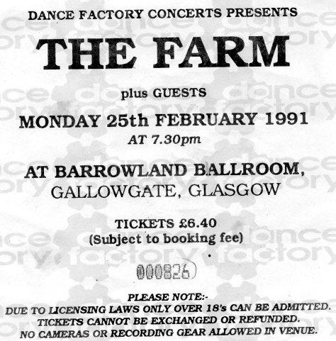 The Farm 25 2 1991