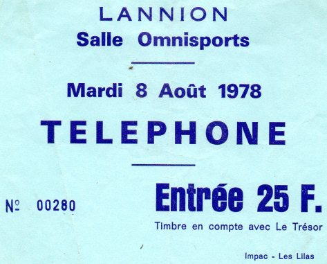 Téléphone 8 8 1978